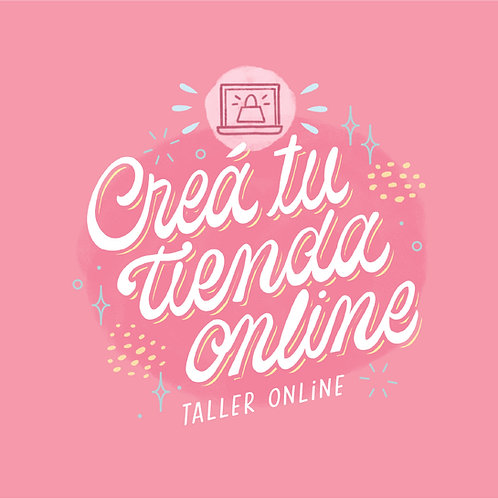 Creá tu Tienda Online