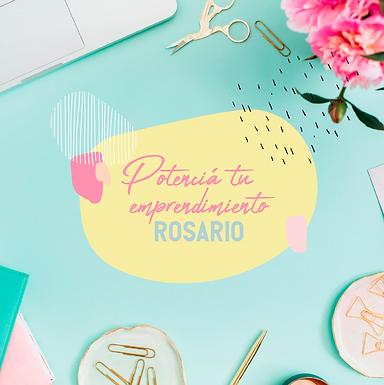 """""""Potenciá tu Emprendimiento"""" Rosario"""