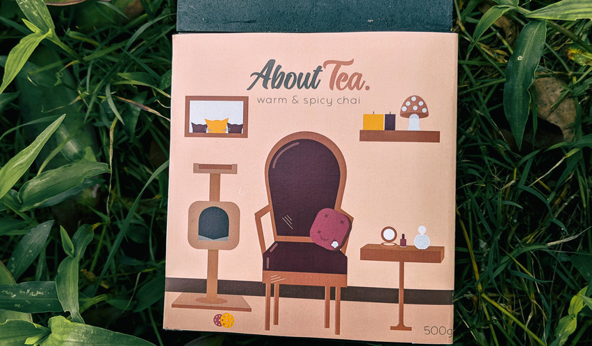 About Tea Autumn Front