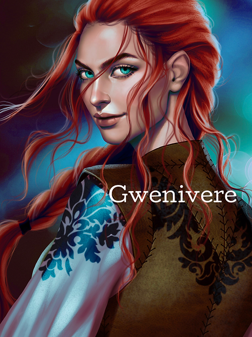 Gwenivere Art (Digital)
