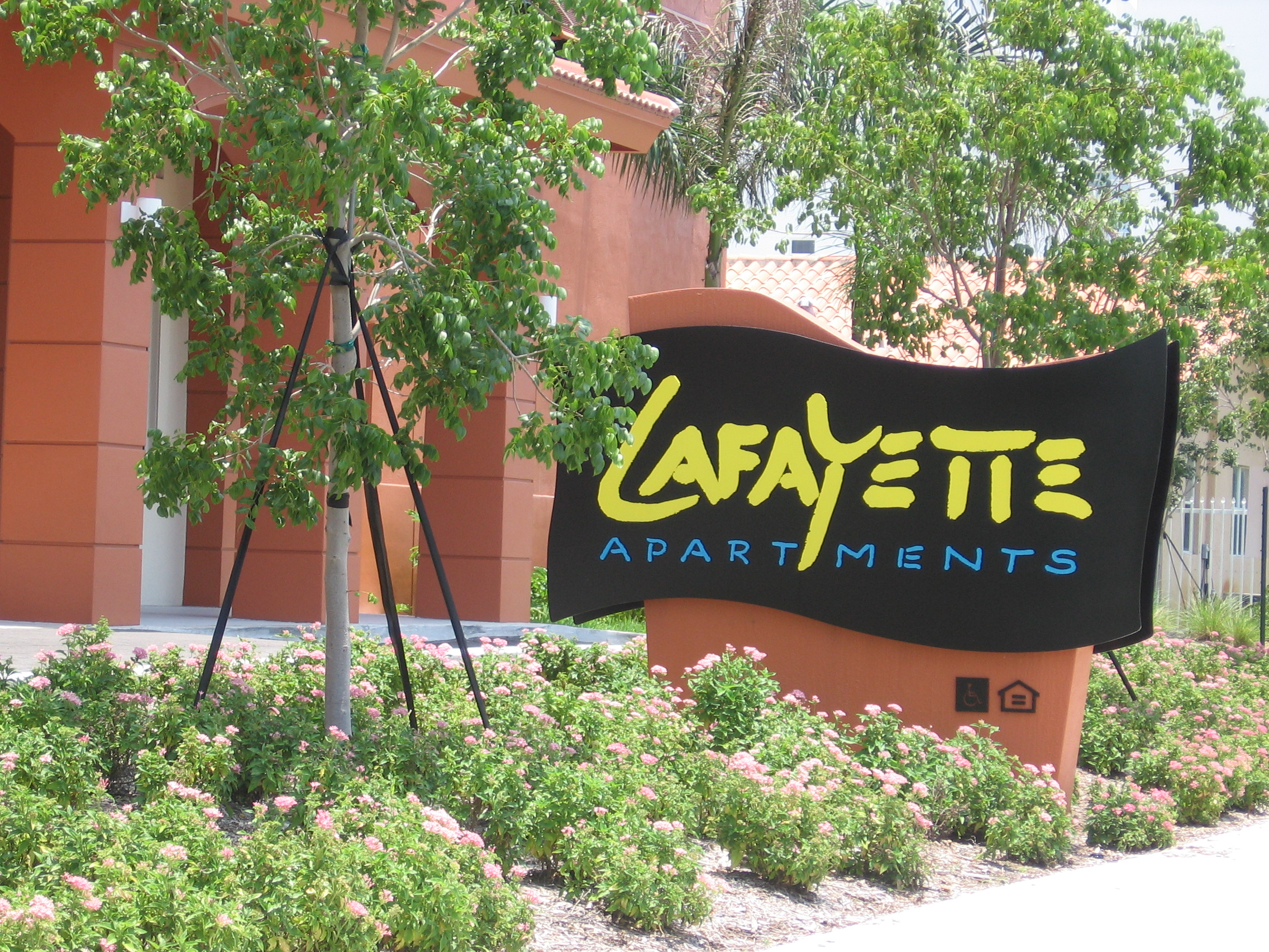 Lafayette Apartments