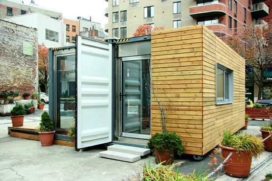Container small biz