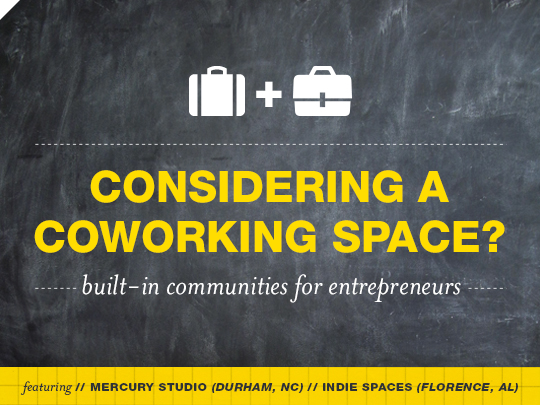 COWORKING CONCEPT