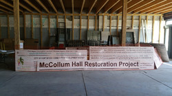 McCollum Hall Restoration Project