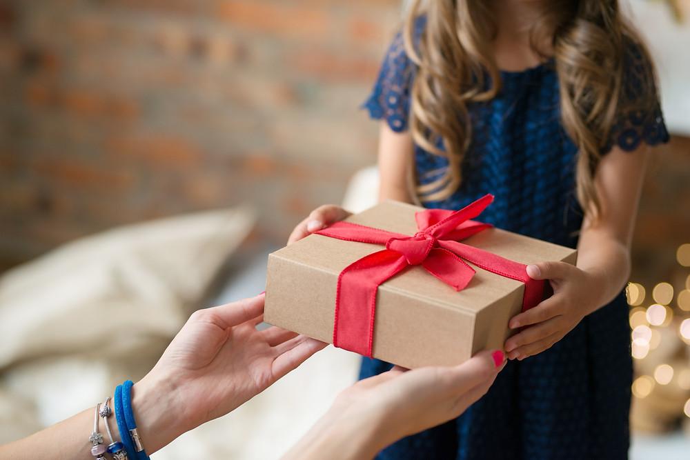 Un regalo per te!