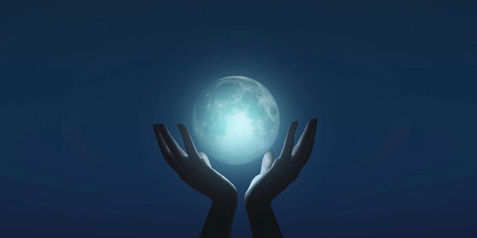 La ruota dell'anno   Luna piena e rituali al femminile   webinar