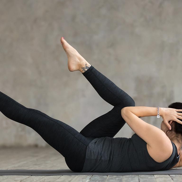 Pilates | lezione on line