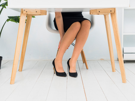 7 posizioni yoga per le gambe gonfie