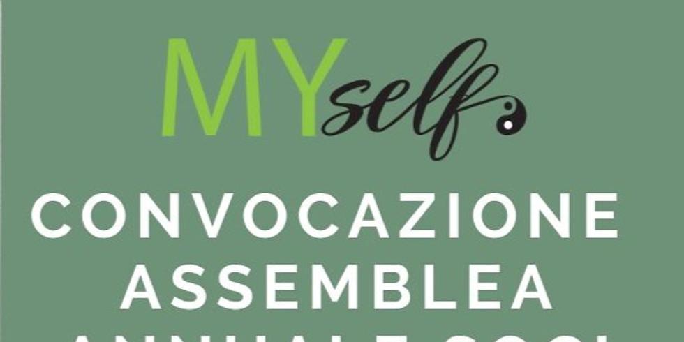 Assemblea annuale Soci MYself e presentazione nuova stagione