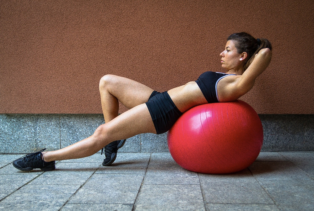 Insegnante di Pilates Sara Santangelo