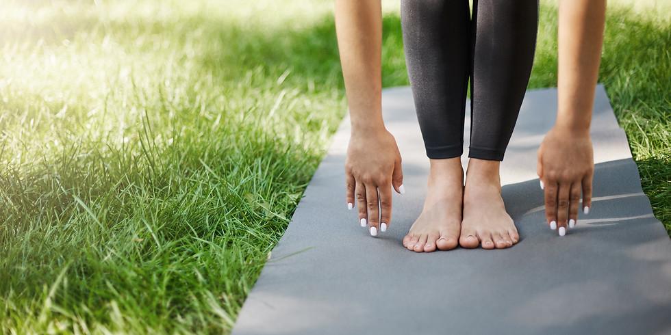 Pilates al Parco Ruffini di Torino