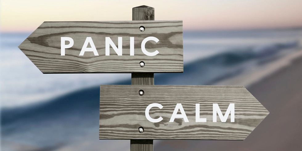Pensare in modo Olistico: ANSIA E STRESS