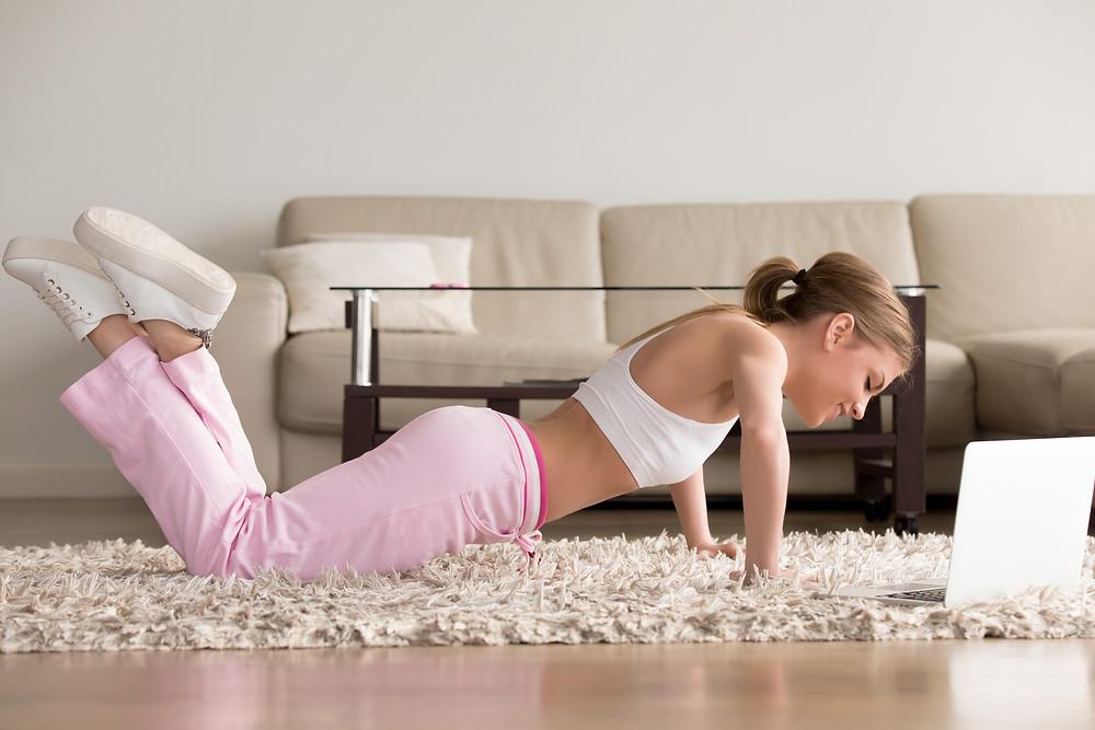 Video Lezioni Pilates