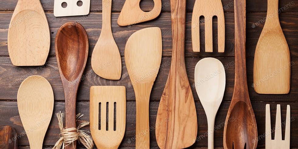 Fitness casalingo: batterifit cucchiarelle | lezione on line