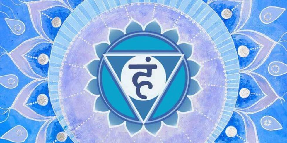 """MYoga - 5° chakra Vishudda """"l'ascolto e la comunicazione"""""""