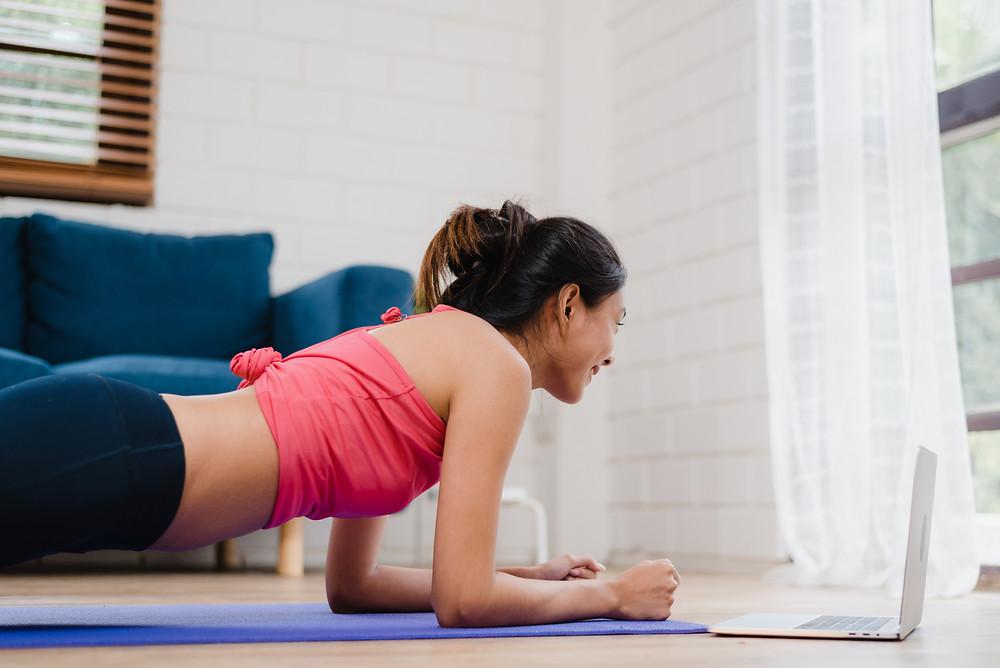 Lezioni di Pilates Online