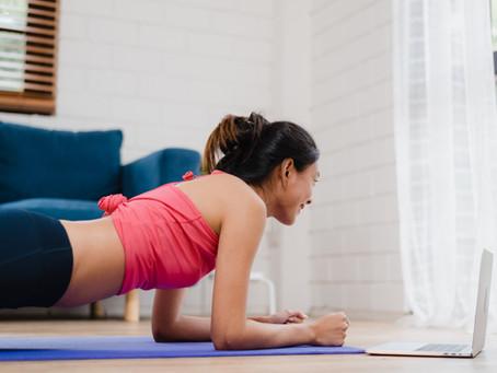 Corsi di Pilates Online per tutti