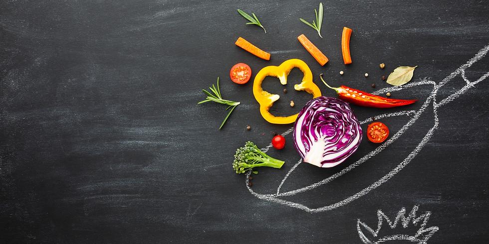 """Webinar """"Alimentazione come forma di prevenzione"""""""