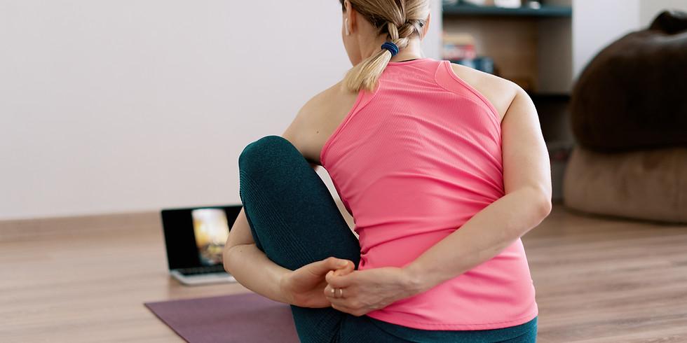 Hatha Yoga | online