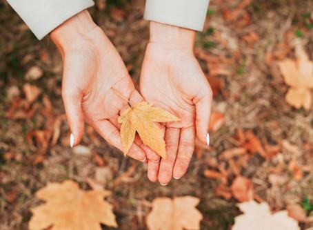 """Yoga e Autunno: impariamo dalla Natura a """"lasciare andare"""""""