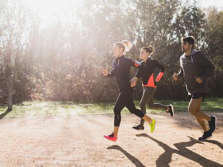 Yoga e running