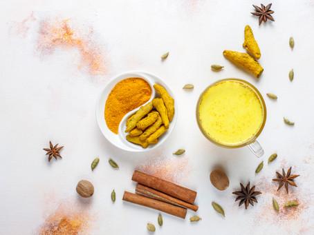 Golden Milk, il latte d'oro del benessere