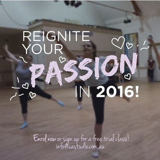 Calling all adult dancers and dreamers!