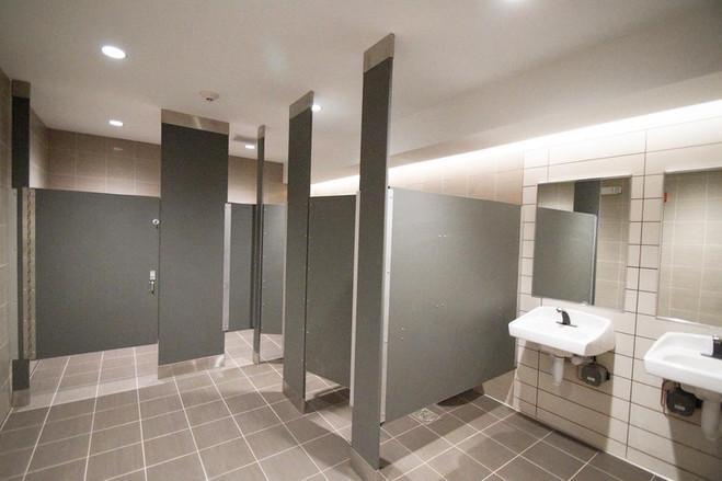 The Arc of Mercer County - Bathroom