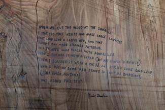 Jimmie Durham, Atelier Calder, Saché - Photo Guillaume Blanc