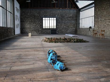 Abbas Akhavan, Atelier Calder, photo Guillaume Blanc