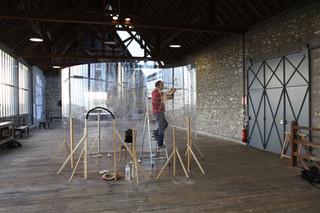Ricci Albenda, Atelier Calder Photo Guillaume Blanc