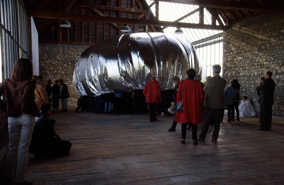Marie-Ange Guilleminot, Atelier Calder -