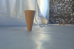 Bill Jenkins, Atelier Calder, photo Guillame Blanc