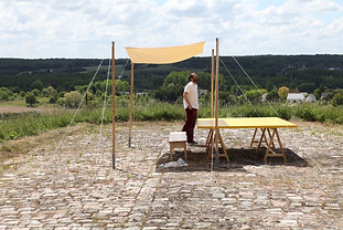 Francisco Tropa, Atelier Calder, photo Guillaume Blanc