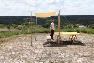 Francisco Tropa, Atelier Calder, photo Guillaume Blanc
