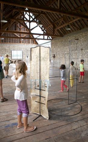 Rochelle Goldberg, Atelier Calder, Photo