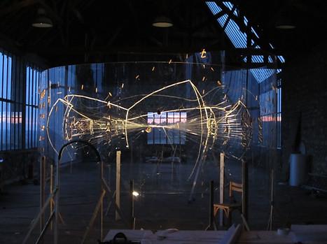 Ricci Albenda, Atelier Calder, photo Guillaume Blanc