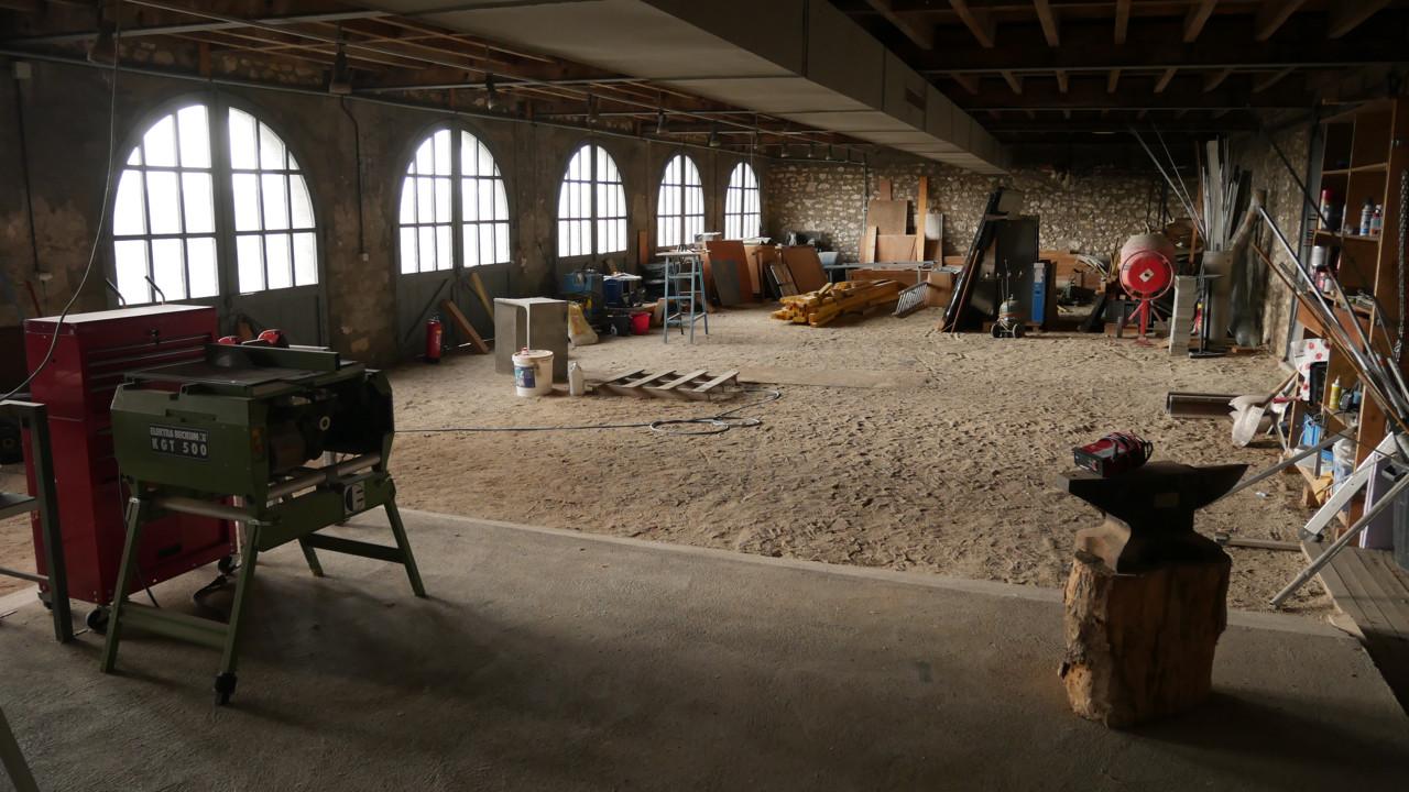 Atelier Calder, Saché
