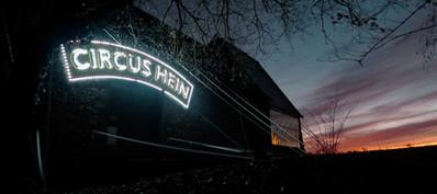 Circus Hein, Atelier Calder décembre 2009