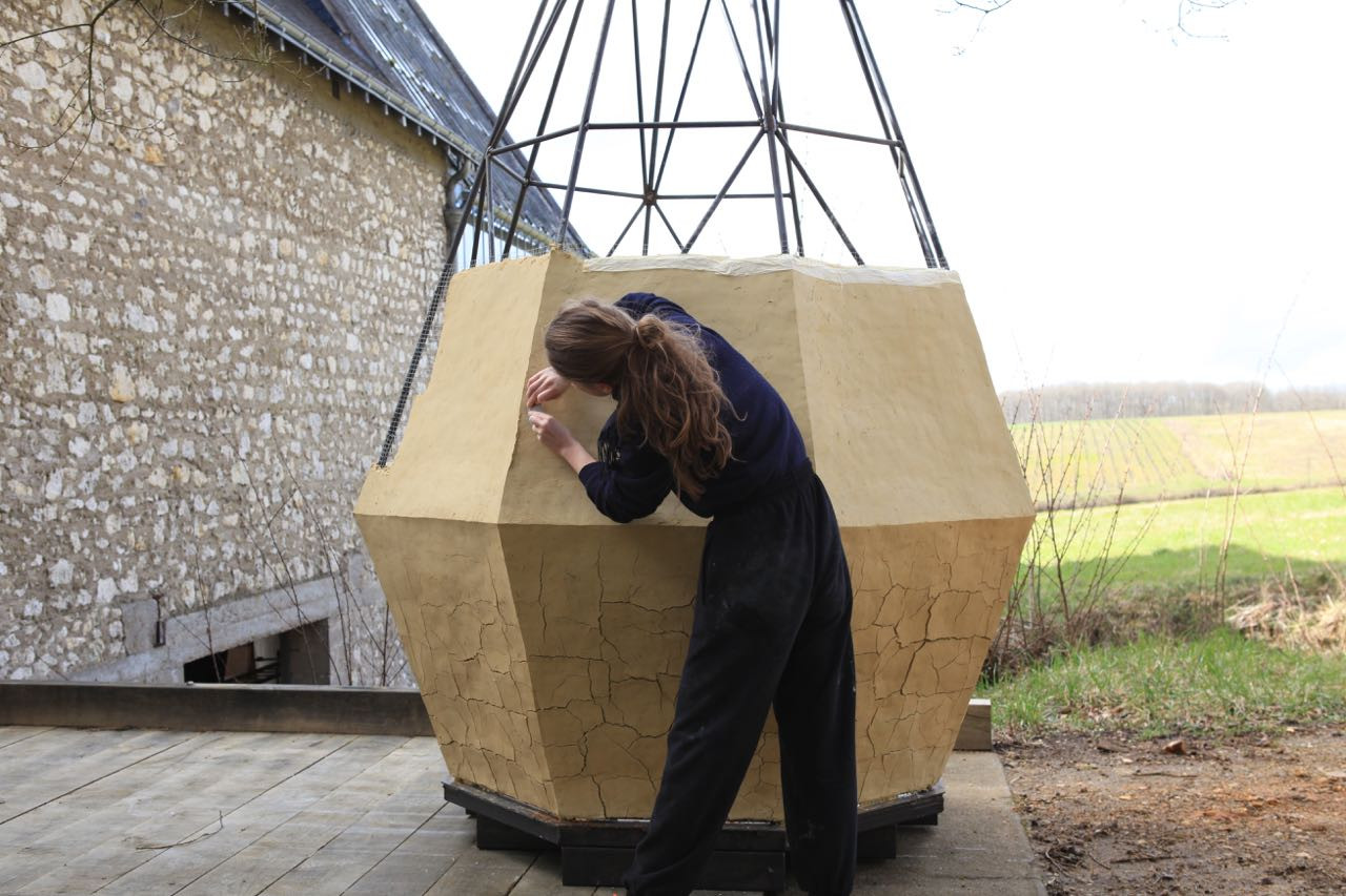 Elise Eerearts, Atelier Calder, photo Guillaume Blanc