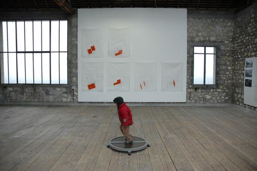 Veit Stratmann, Atelier Calder