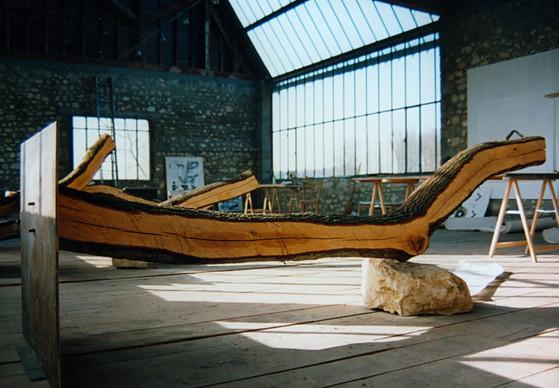 Jean Clareboudt Atelier Calder, photo Guillaume Blanc