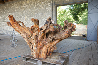 Haegue Yang, Atelier Calder, Photo Guillaume Blanc