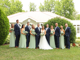 Your Wedding Party Should Be These 3 Things