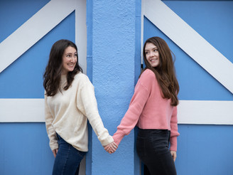 Best Friends Photo Shoot - Sam & Cayla