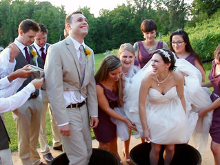 My Favorite Wedding Video Moments