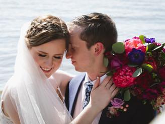 Lia & Brian   Wedding Highlights
