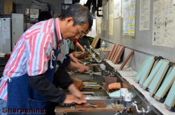 Araicraft worker