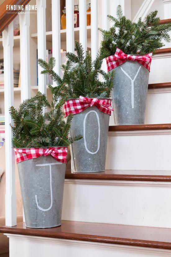 Decoración De Navidad Vintage Ideas Prácticas