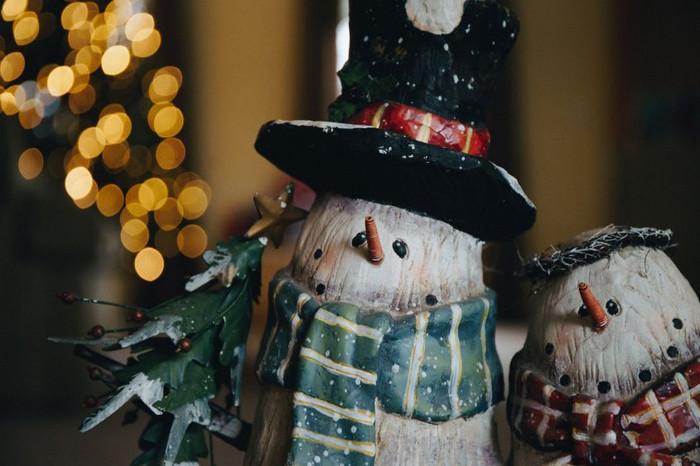 Decoración de Navidad vintage: Ideas prácticas